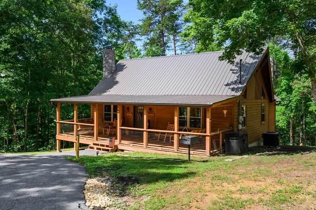1751 Blue Ridge Rd, Sevierville, TN 37876 (#245768) :: Prime Mountain Properties