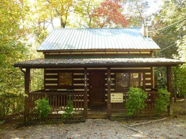 """1918 Charles Lewis Way #5 Cabin Name """"Lot, Sevierville, TN 37876 (#245773) :: Prime Mountain Properties"""