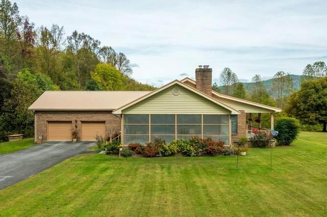 4529 Hooper Hwy, Cosby, TN 37722 (#245774) :: Prime Mountain Properties