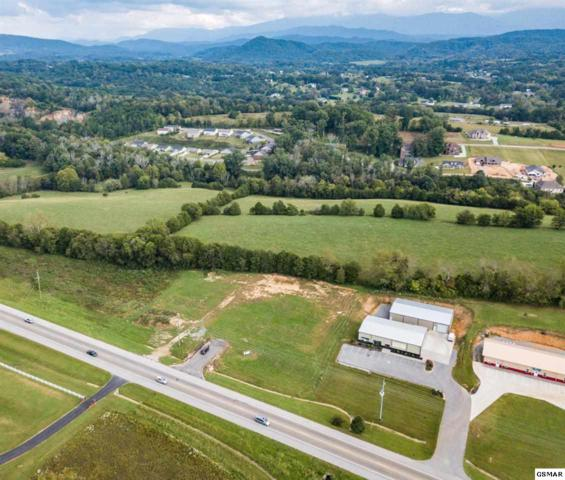 Lot 6R2 Newport Highway, Sevierville, TN 37876 (#205381) :: SMOKY's Real Estate LLC