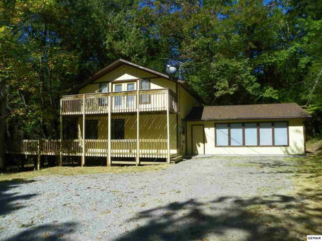 2886 Sequoia Road, Pigeon Forge, TN 37863 (#210182) :: The Terrell Team