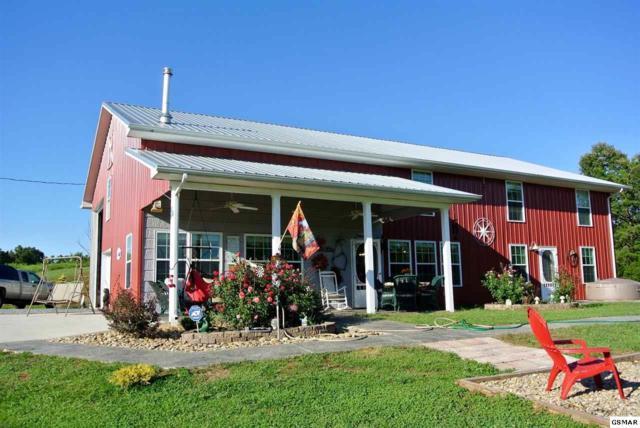 453 Flat Creek Rd, Sevierville, TN 37876 (#211316) :: Four Seasons Realty, Inc
