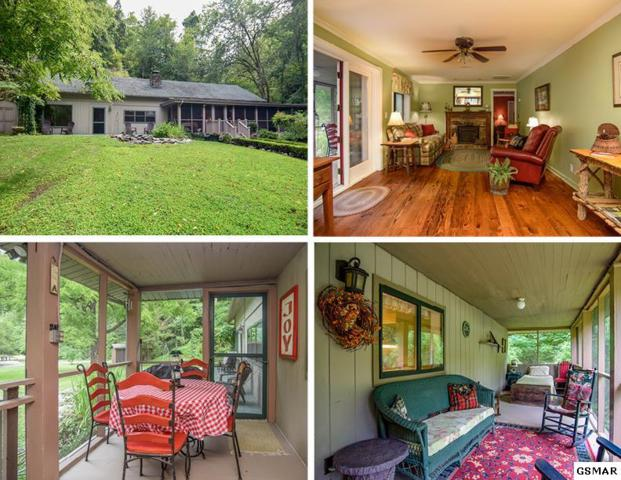 3109 & 3113 N Clear Fork Road, Sevierville, TN 37862 (#211798) :: The Terrell Team