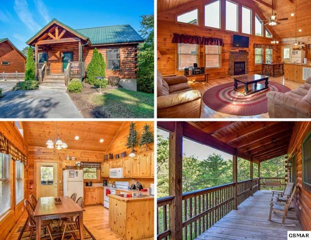 3210 Steeple Way Mystic Mountain, Pigeon Forge, TN 37863 (#212270) :: Colonial Real Estate