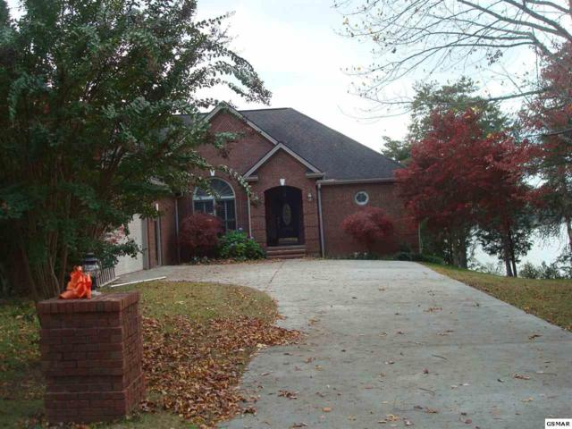 210 Lake Edge Lane, Dandridge, TN 37725 (#212941) :: Four Seasons Realty, Inc