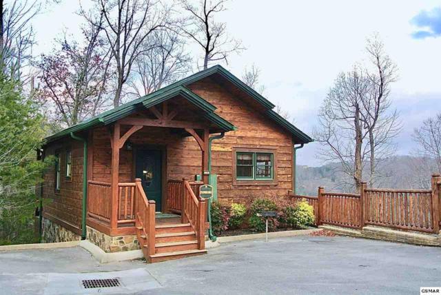 922 Park Vista Way, Gatlinburg, TN 37738 (#213306) :: Colonial Real Estate