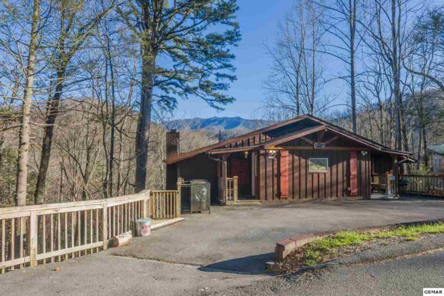 "508 Laurel Mountain Rd ""Jj's Hideaway"", Gatlinburg, TN 37738 (#213872) :: Colonial Real Estate"