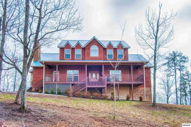 1109 Porterfield Gap, Seymour, TN 37865 (#214373) :: Colonial Real Estate