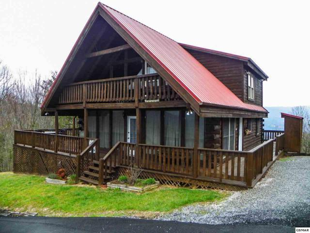 "2408 Hatcher Mountain Drive ""Mountain Splen, Sevierville, TN 37862 (#214834) :: Billy Houston Group"