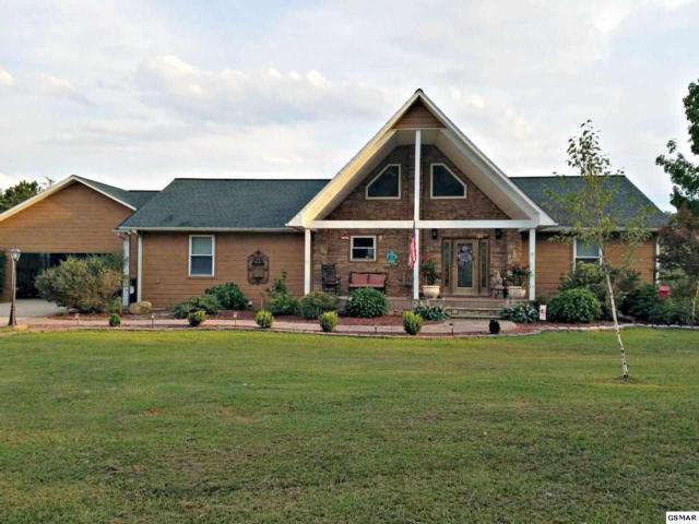 957 English Mountain Rd., Cosby, TN 37722 (#214839) :: SMOKY's Real Estate LLC