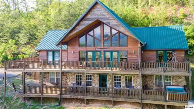 2636 Dogwood Ridge Way Beary Viewtiful, Sevierville, TN 37862 (#214952) :: The Terrell Team