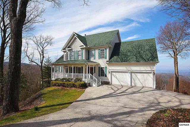 "2429 Park Line Drive ""Cardinal Ridge, Gatlinburg, TN 37738 (#215415) :: Colonial Real Estate"