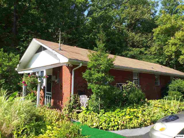 1410/1414 E Parkway, Gatlinburg, TN 37738 (#215565) :: Four Seasons Realty, Inc