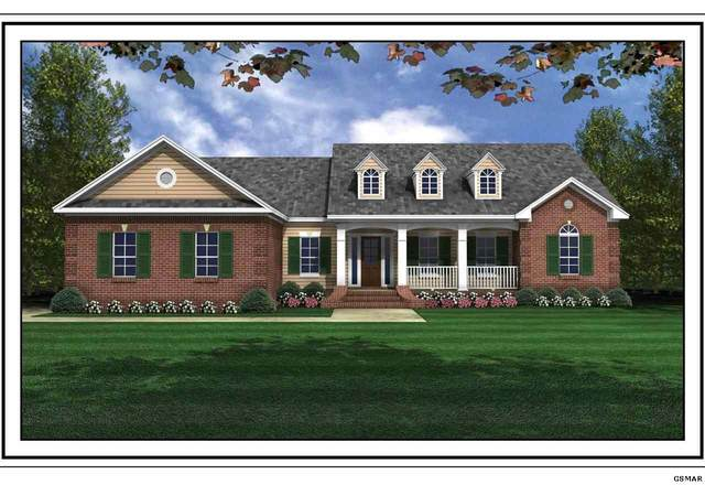 00 Boulder Crest Ln Lot #19, Sevierville, TN 37876 (#215976) :: Colonial Real Estate