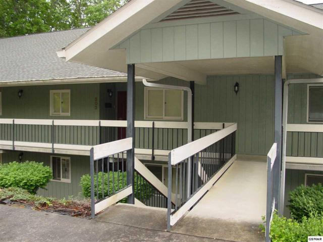 526 Briarcliff Way Unit 202, Pigeon Forge, TN 37863 (#216245) :: The Terrell Team