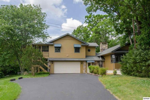 2140 Battle Hill Rd., Pigeon Forge, TN 37863 (#216334) :: SMOKY's Real Estate LLC