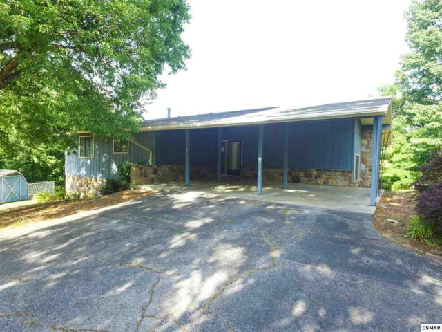 448 Sharon Drive, Pigeon Forge, TN 37863 (#216543) :: Colonial Real Estate
