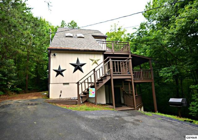 "1803 Luzerne Drive ""Dawn's Mountai, Gatlinburg, TN 37738 (#217293) :: Billy Houston Group"