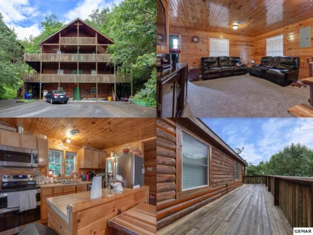 414 Hideaway Ridge Circle, Sevierville, TN 37862 (#217826) :: Billy Houston Group