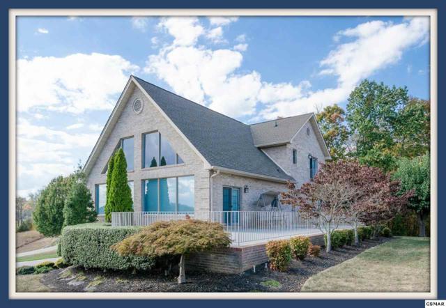 510 Riverchase Ln, Dandridge, TN 37725 (#217982) :: Billy Houston Group