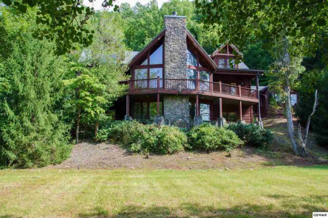 2749 Waldroup Springs Way, Sevierville, TN 37862 (#218062) :: Billy Houston Group