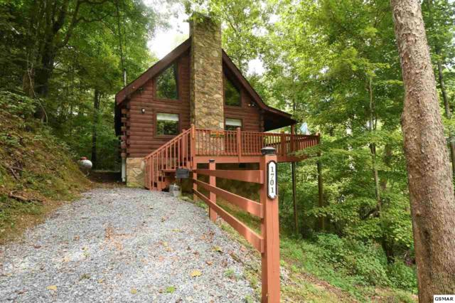 1701 Jacks Pass, Sevierville, TN 37876 (#218280) :: Colonial Real Estate