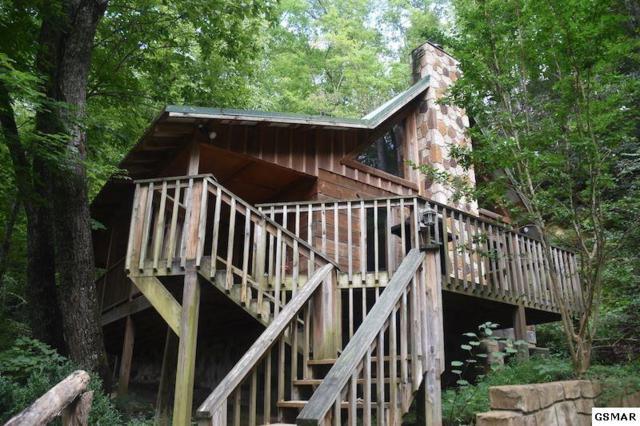 3511 Locust Ridge Rd. Mac's Hideaway, Sevierville, TN 37876 (#218367) :: SMOKY's Real Estate LLC
