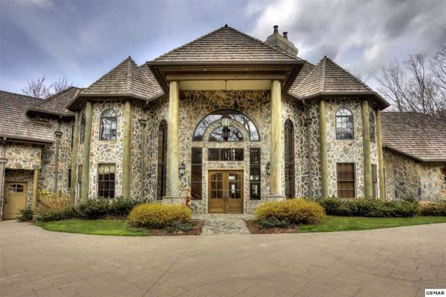 810 San Remo Drive, Gatlinburg, TN 37738 (#219183) :: Four Seasons Realty, Inc