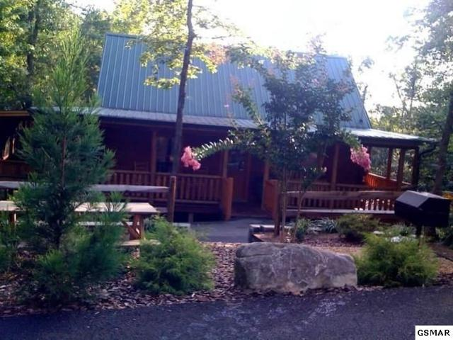 2229 East View Drive Gentleman Jack', Sevierville, TN 37876 (#219799) :: Four Seasons Realty, Inc