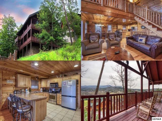 1723 Summit View Way, Pigeon Forge, TN 37862 (#220437) :: Colonial Real Estate