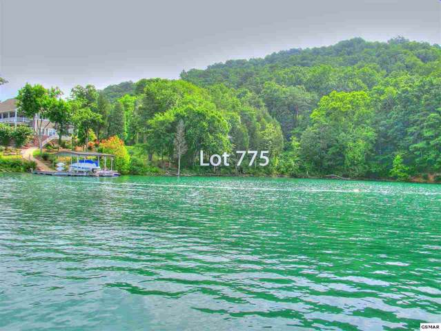 Lot 775 Russell Brothers Rd, Sharps Chapel, TN 37866 (#220523) :: Four Seasons Realty, Inc
