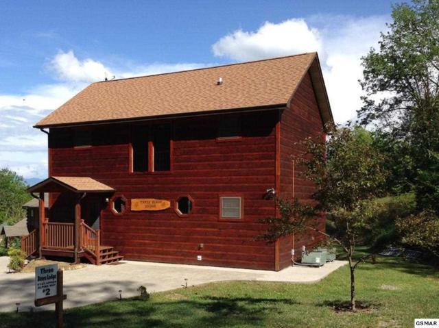 "1143 #2 Upper Alpine Way ""Three Bears Lo, Gatlinburg, TN 37738 (#220583) :: Colonial Real Estate"