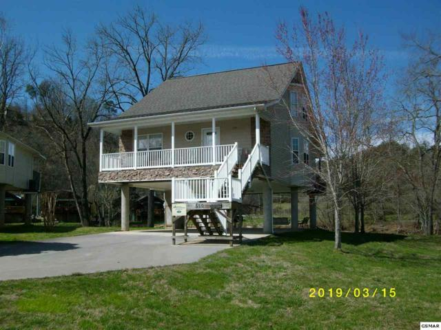 550 Tanasi Trail, Pigeon Forge, TN 37863 (#221211) :: Prime Mountain Properties
