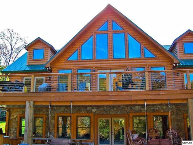 90 Thunder Mountain, Sevierville, TN 37862 (#222544) :: Prime Mountain Properties
