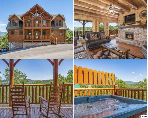 """2736 Mountain Preserve Drive """"Grand Timber L, Sevierville, TN 37862 (#222676) :: Prime Mountain Properties"""