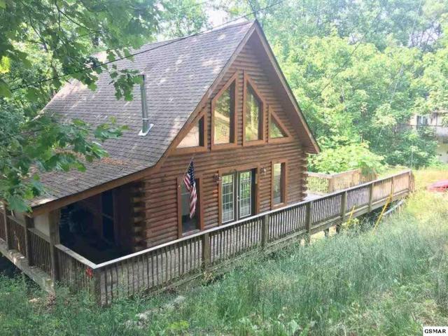 1431 N Arbon Lane, Gatlinburg, TN 37738 (#222788) :: Prime Mountain Properties