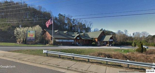 3139 Winfield Dunn Parkway, Kodak, TN 37764 (#223853) :: Colonial Real Estate