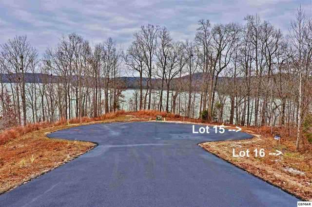 Lot 16 Sunrise Point, Rockwood, TN 37854 (#224242) :: Four Seasons Realty, Inc