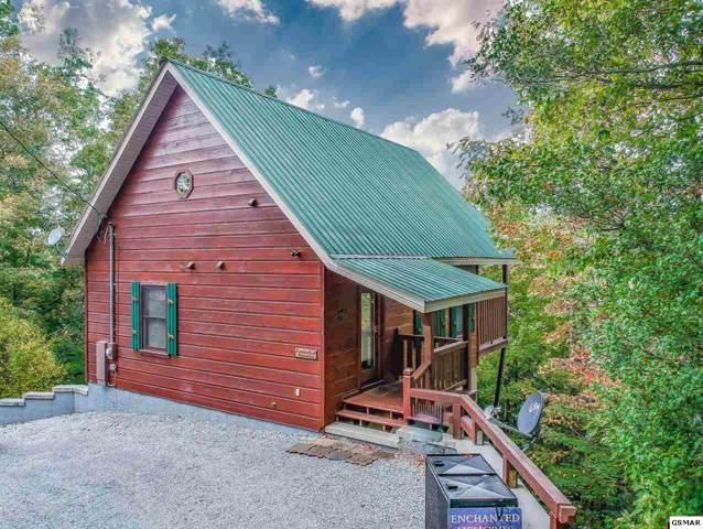 2011 Ridgecrest Loop Lane, Sevierville, TN 37876 (#225286) :: Colonial Real Estate
