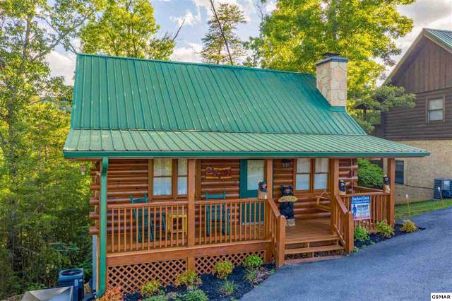 513 Chickasaw Gap Way, Pigeon Forge, TN 37863 (#225666) :: Colonial Real Estate