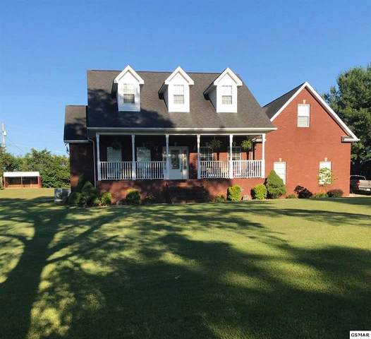 678 Cummings Chapel Rd J W Bogart Est, Sevierville, TN 37876 (#226073) :: Jason White Team | Century 21 Four Seasons