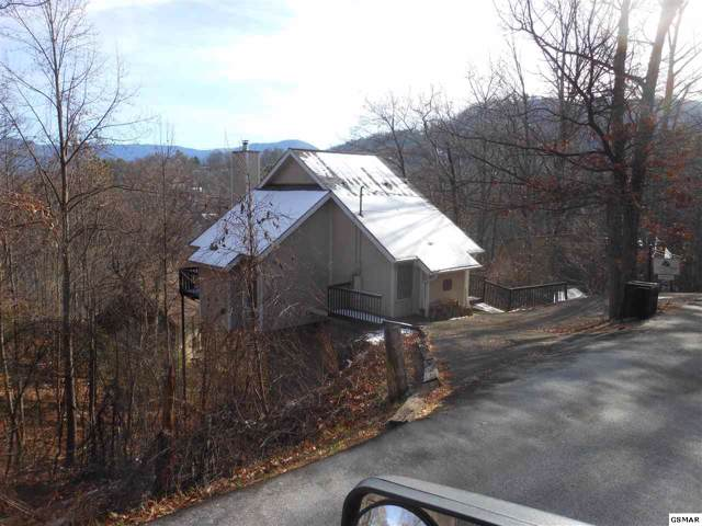 1107 Upper Alpine Way, Gatlinburg, TN 37738 (#226137) :: Four Seasons Realty, Inc