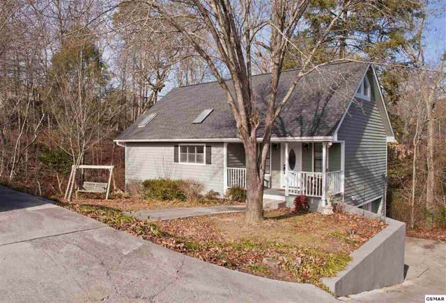 2807 Saint Charles Pl, Pigeon Forge, TN 37863 (#226299) :: Four Seasons Realty, Inc