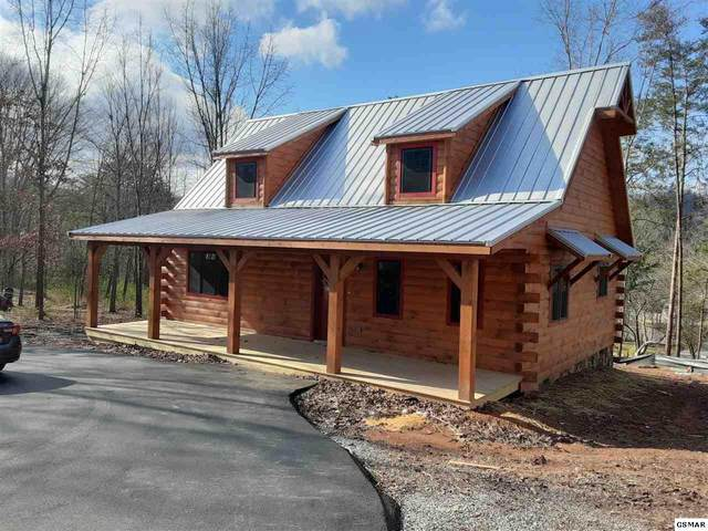 3404 Smith Ln, Pigeon Forge, TN 37863 (#226376) :: The Terrell Team