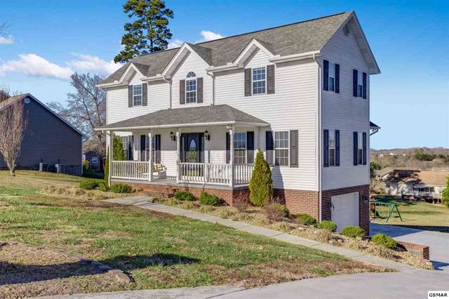 2810 English Hills Dr, Sevierville, TN 37876 (#226443) :: Four Seasons Realty, Inc