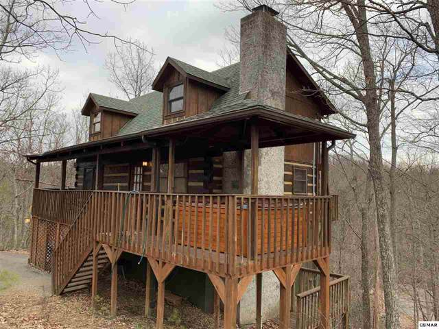 1126 E Foothills Dr View From The T, Gatlinburg, TN 37738 (#226485) :: Colonial Real Estate