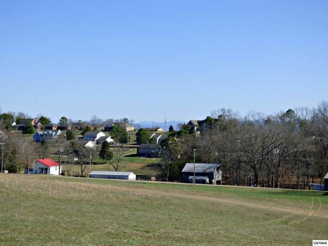 Lot 7 Valley Home Rd, Dandridge, TN 37725 (#226776) :: The Terrell Team