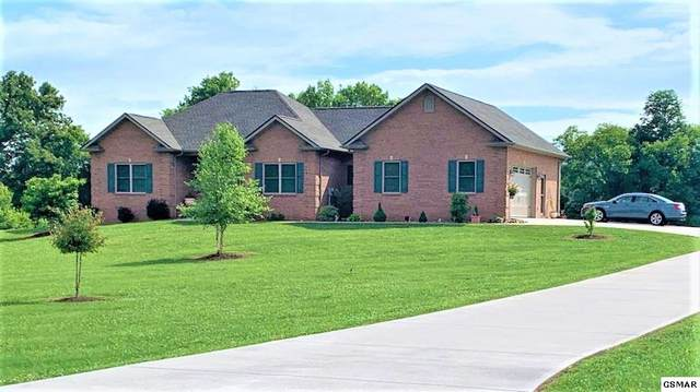 680 S Arch Rock Dr, Sevierville, TN 37876 (#226807) :: Colonial Real Estate