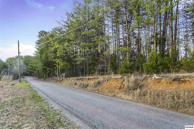 Parcel 128.1 Welch Rd., Tellico Plains, TN 37385 (#226939) :: Colonial Real Estate