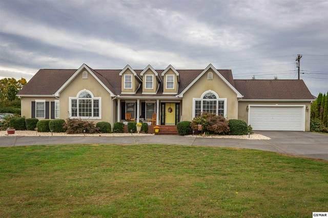 1307 Appalachian Trace, Morristown, TN 37814 (#227040) :: Four Seasons Realty, Inc